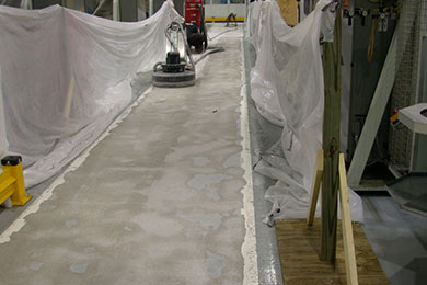 epoxy flooring installation checklist