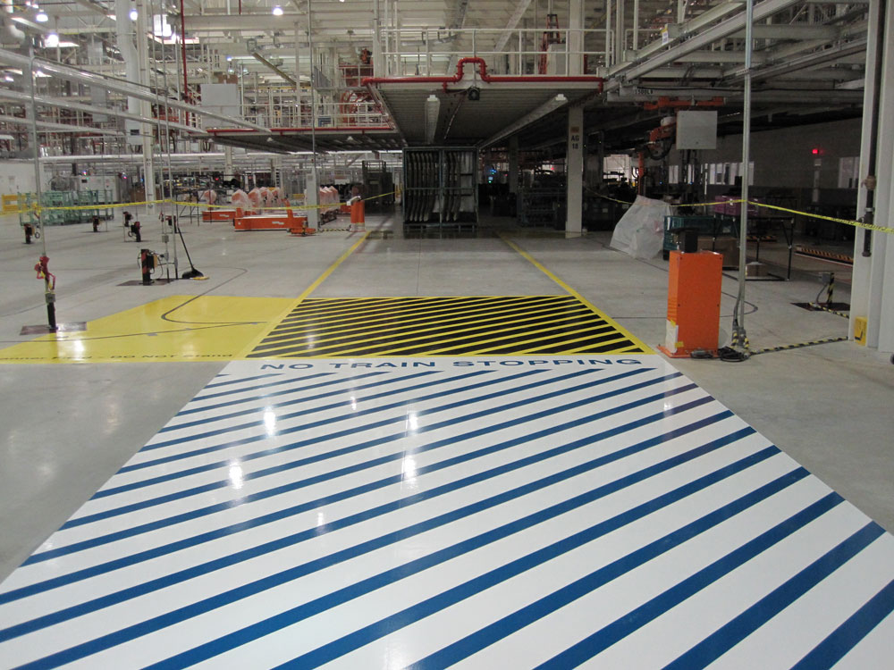 Epoxy Floors Improve Business