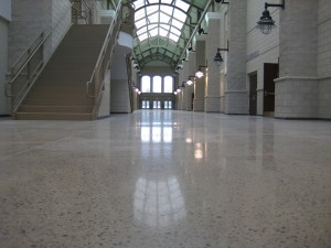 Industrial Epoxy Floor Project