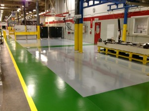 Epoxy vs Urethane Concrete Floor Coatings