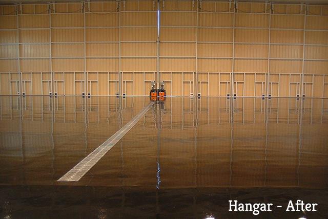 Hangars/Aerospace