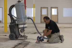 polished concrete environmental benefits