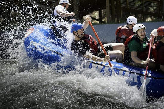 Charlotte U.S. National White Water Center