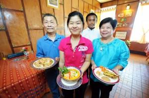 Greenville Anchalee Thai Restaurant