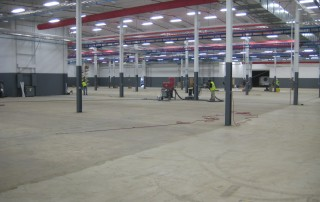epoxy flooring new construction
