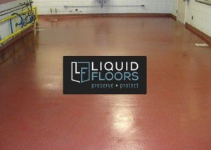 Carmel Baptist Church Kitchen Epoxy Flooring Liquid Floors