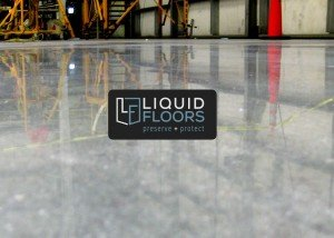 Aviation Industrial Concrete Polishing