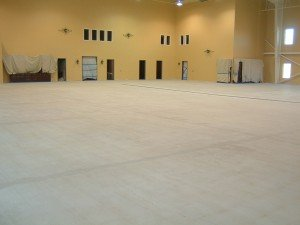 Industrial Epoxy Flooring Atlanta GA - Before