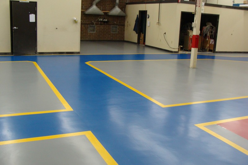 best epoxy flooring for manufacturing facilities