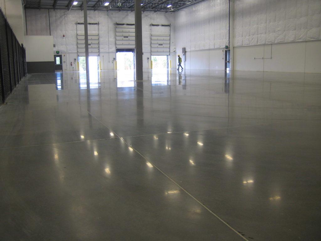 Liquid Floors Concrete Polishing in Action