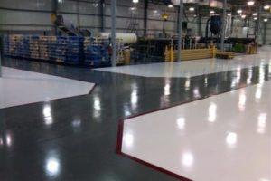 Liquid Floors Epoxy Flooring in Action