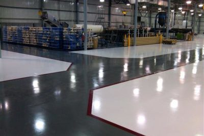 Liquid Floors Epoxy Flooring in Action