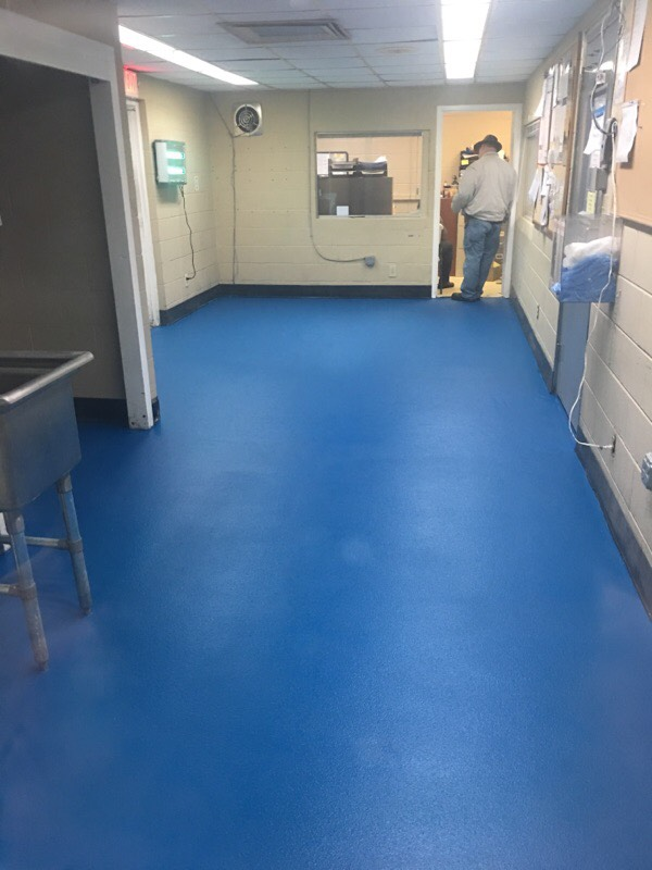 liquid floors food and beverage cememtitious urethane flooring