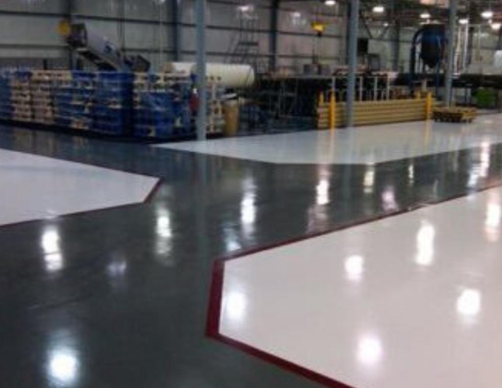Epoxy Flooring in Action Epoxy Flooring More